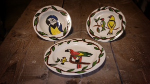 Your Fired Dinnerware Set